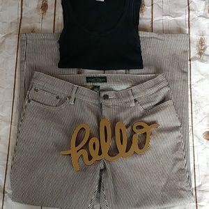Lauren Jeans Co. Jeans. Size 12